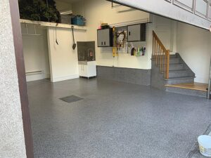 Epoxy Garage